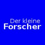 """Logo """"Der kleine Forscher"""" (groß)"""