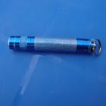 MagLite Solitaire (blau), von der Seite