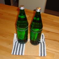 Experiment 34: Zwei Flaschen und ein Handtuch