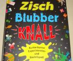 """Buch """"Zisch Blubber Knall"""" - Vorderseite"""