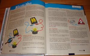 "Experimentierkasten ""Das große Baubuch – Abenteuer Elektronik"" - Booklet"
