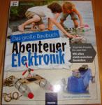 "Experimentierkasten ""Das große Baubuch – Abenteuer Elektronik"" - Cover"