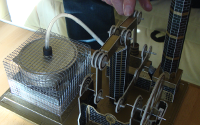 Wie funktioniert eine Dampfmaschine
